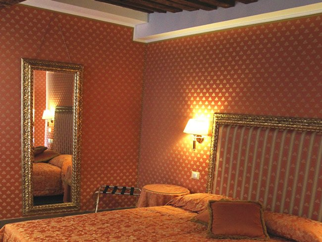 Double Room 3 Star Hotel Corte Contarina in the Center of Venice