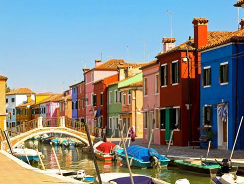 Murano - Burano - Torcello