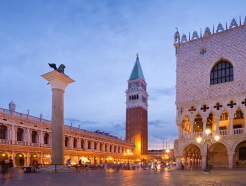 Piazza San Marco – Basilica di San Marco – Ponte di Rialto